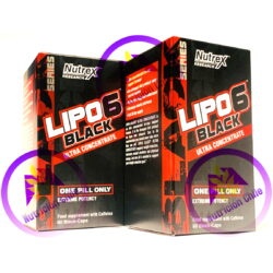 LIPO 6 BLACK ULTRA CONCENTRATE NUTREX RESEARCH INC®