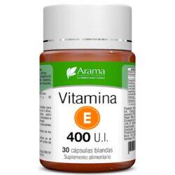 VITAMINA E PRO ABSORPTION ARAMA NATURAL PRODUCTS®