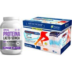 PROTEÍNA DNA® + ARTROSOME FITNESS