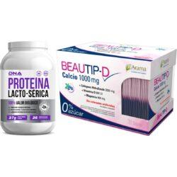 PROTEÍNA DNA® + BEAUTIP D HUESOS Y ARTICULACIONES