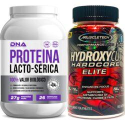 PROTEÍNA DNA® + HYDROXYCUT HARDCORE ELITE