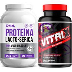 PROTEÍNA DNA® + VITRIX TESTO BOOSTER