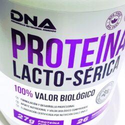 PROTEÍNA DNA® SUERO DE LECHE 100% VALOR BIOLÓGICO