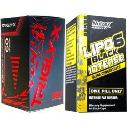 TRIGLY-X® + LIPO 6 INTENSE NUTREX RESEARCH INC®